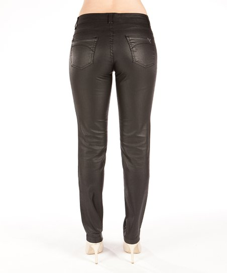 Beija-Flor Black Audrey Contour Skinny Jeans