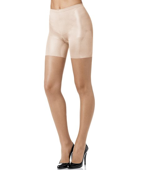 SPANX Thigh&#039;m a Believer Pantyhose - Nude
