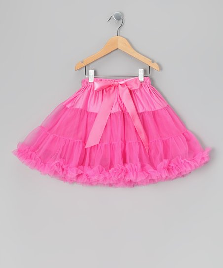 Pink Mini Pettiskirt - Infant, Toddler & Girls
