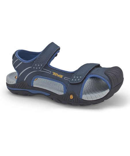Navy Toachi 2 Closed-Toe Sandal