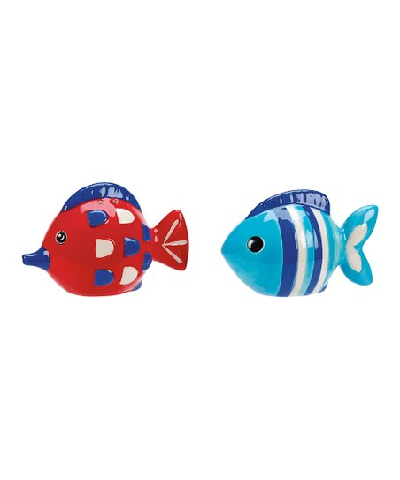 Something's Fishy Salt & Pepper Shakers