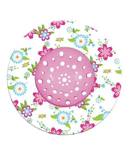Pink Sugar Sink Strainer