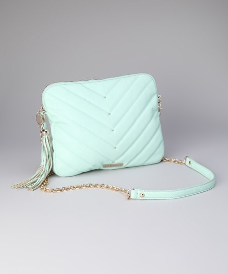 Mint Kim Tablet Crossbody Bag