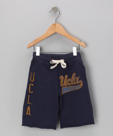 Mast Blue &#039;UCLA Bruins&#039; Shorts - Toddler &amp; Boys