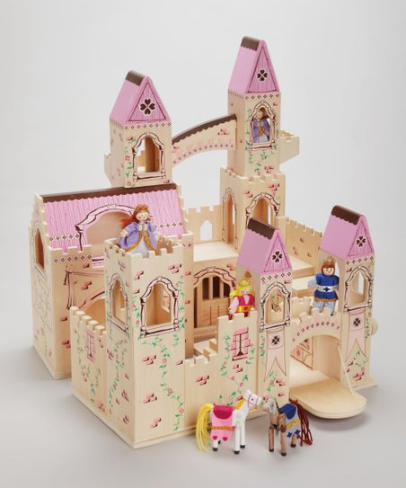 Princess Castle & Royal Family Set