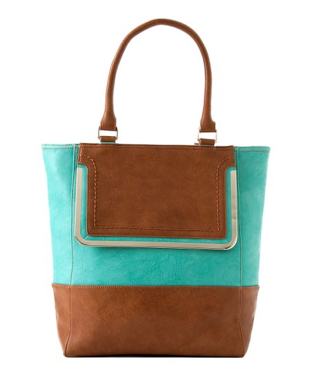 Saddle Kim Tote