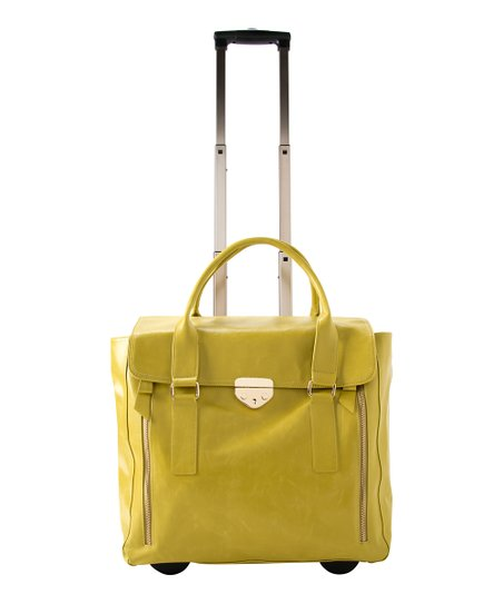 Lemon Jillsie Roller Bag