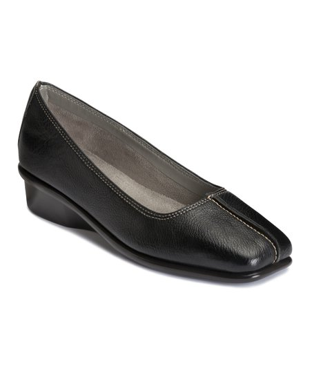 Black Barometer Shoe