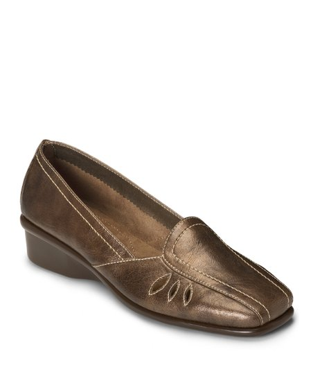 Bronze Medieval Loafer