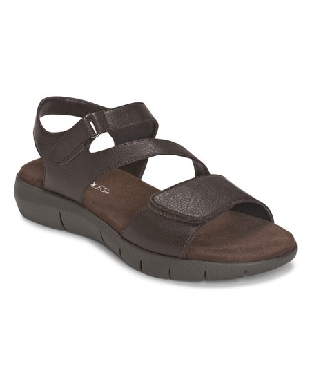 Brown Wip Zone Sandal