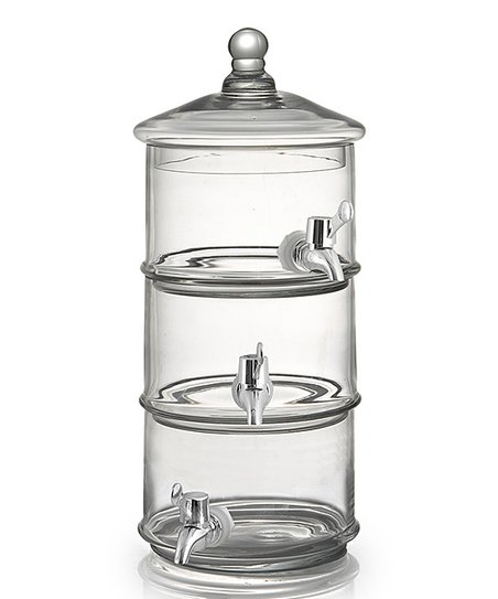 Royal Three-Tier 157-Oz. Beverage Dispenser