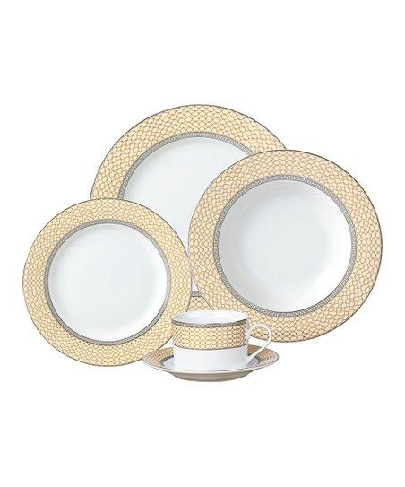 Buckingham 20-Piece Dining Set