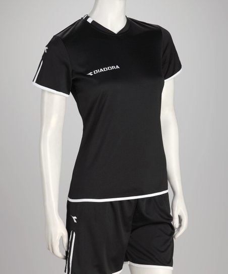 Black Valido Jersey - Women