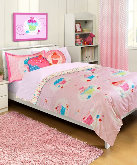Cupcake Dream Comforter Set