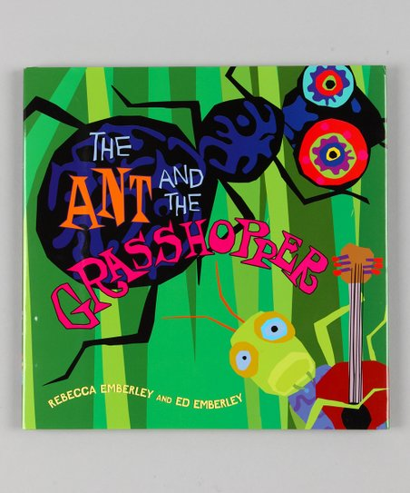 The Ant and the Grasshopper Hardcover