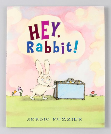 Hey Rabbit! Hardcover