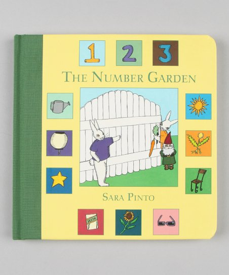 The Number Garden Hardcover