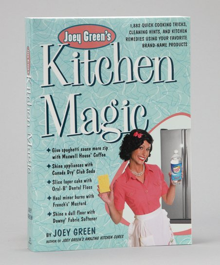 Joey Green's Kitchen Magic Paperback