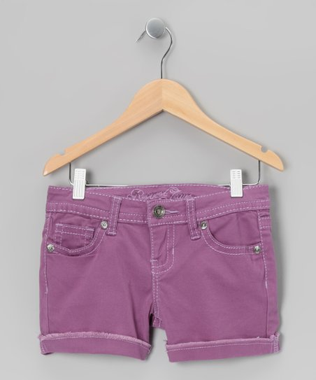 Thistle Shorts - Girls