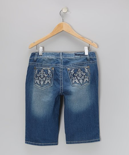 Cornell Bermuda Shorts - Toddler & Girls