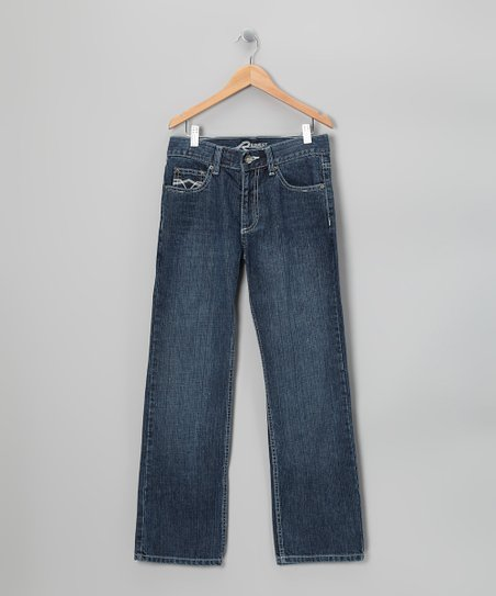 Medium Blue Wade Jeans - Boys