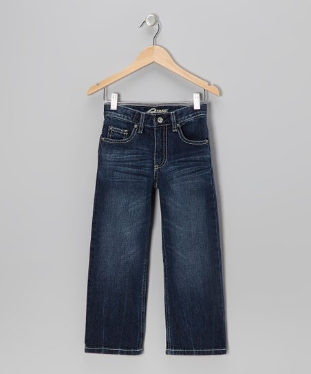 Medium Wash Webster Jeans - Boys