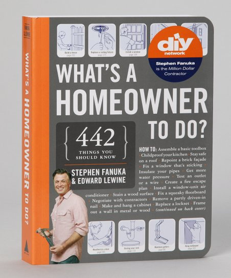 What's a Homeowner to Do? Paperback