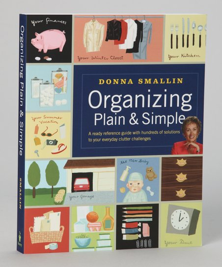 Organizing Plain & Simple Paperback