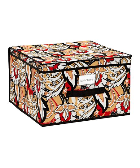 Serena Brit Extra-Large Storage Box