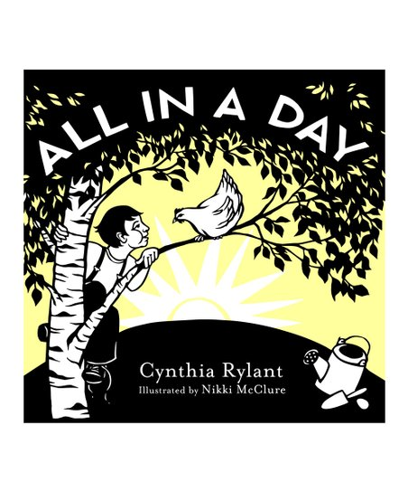 All In a Day Hardcover