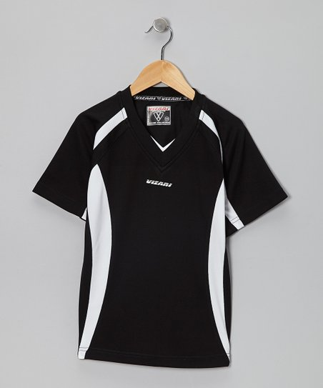 Black City Soccer Jersey - Kids & Adults