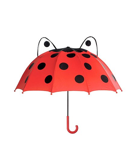 Red Ladybug Umbrella