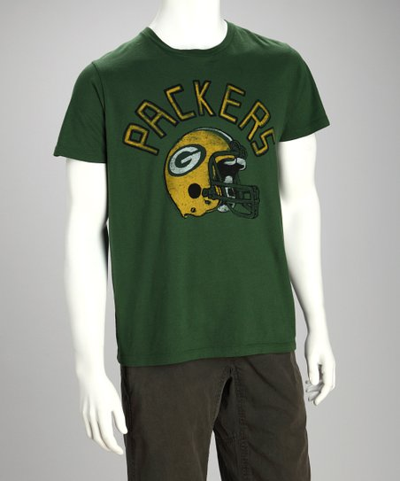 Forest Green Bay Packers Tee - Men