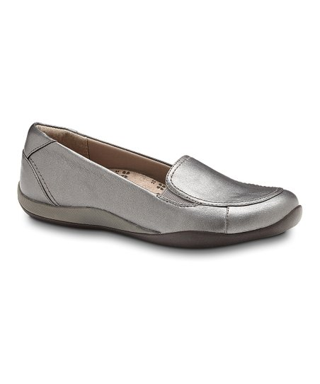 Pewter Maddie Loafer – Women