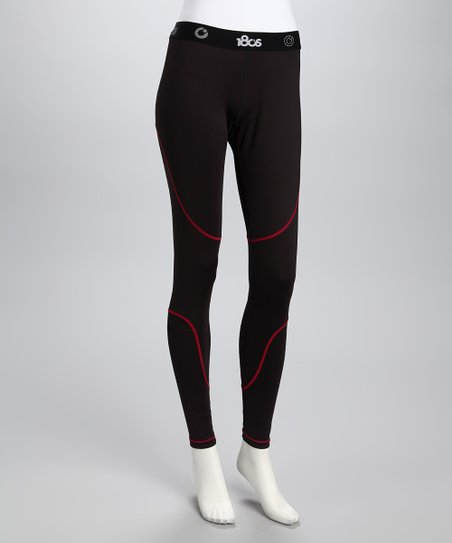 180s Black QuantumHeat Voyager Leggings – Women
