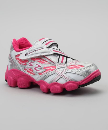 Pink X-Quiste X-Celeracers Sneaker