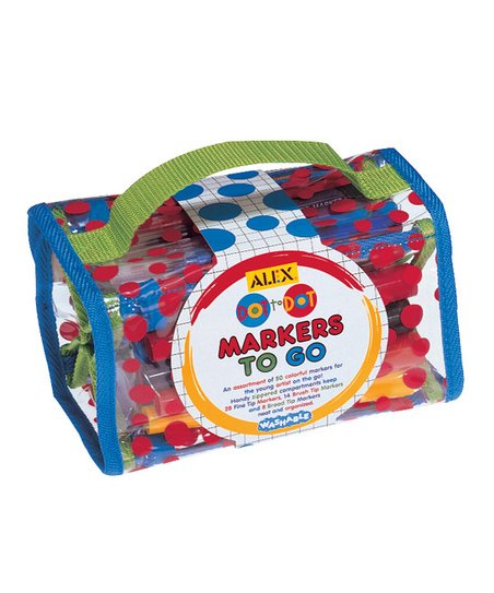 Dot-to-Dot Marker Kit