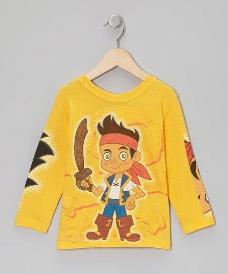 Yellow Jake Tee - Toddler