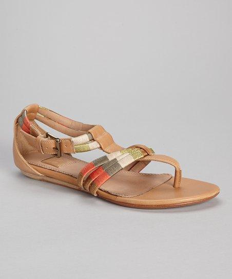 Caramel Kiley Sandal
