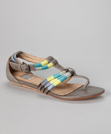 Dark Grey Kiley Sandal