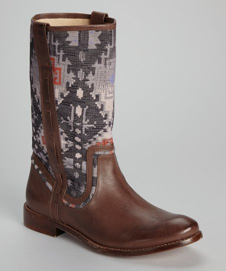 Walnut Renee Boot