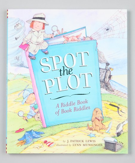 Spot the Plot Hardcover