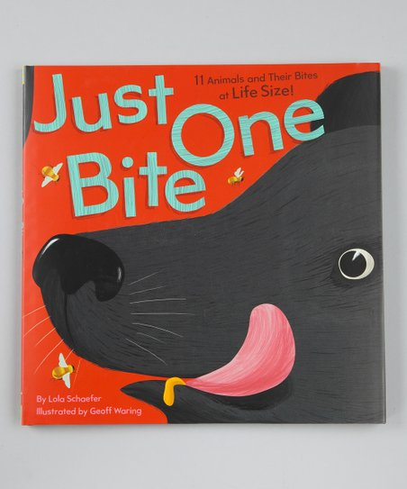 Just One Bite Hardcover