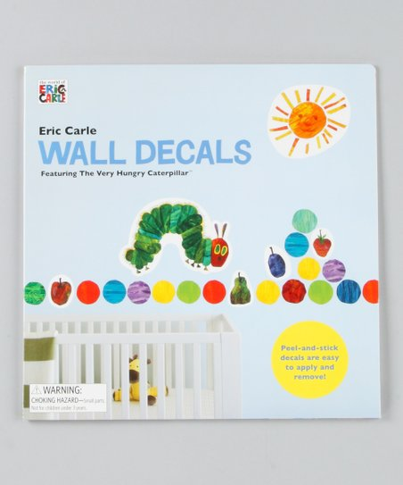 Eric Carle Wall Decal Set