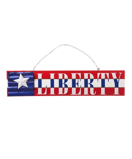 'Liberty' Star Wall Art