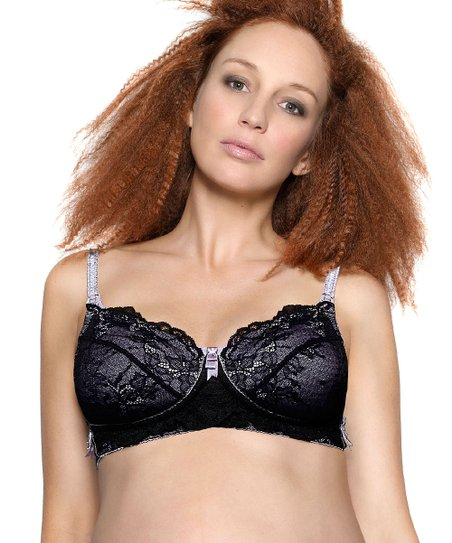She Was Seemingly Unaware Wireless Maternity & Nursing Bra