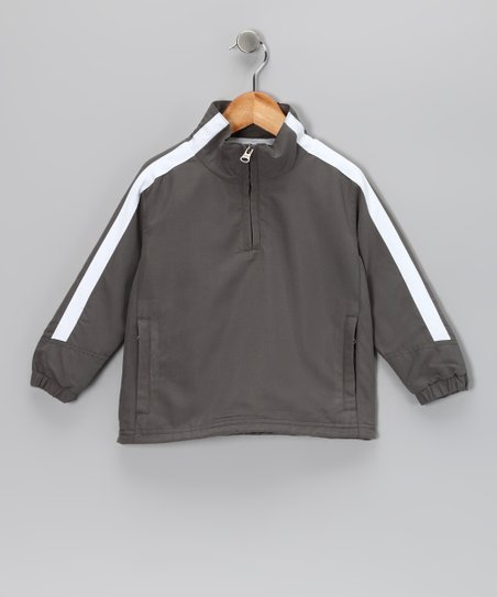 Steel Cameron Pullover - Toddler & Kids