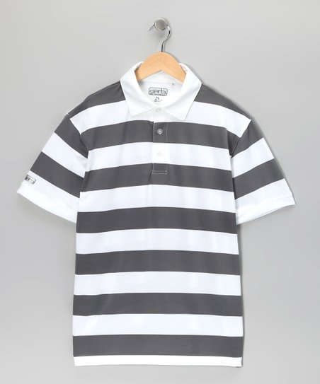 Steel Grant Polo - Boys