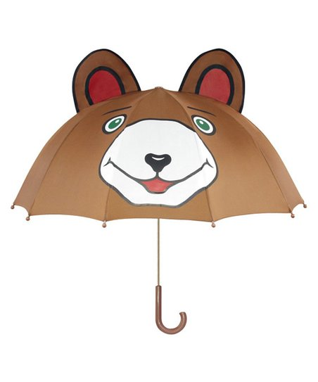 Brown Bear Umbrella