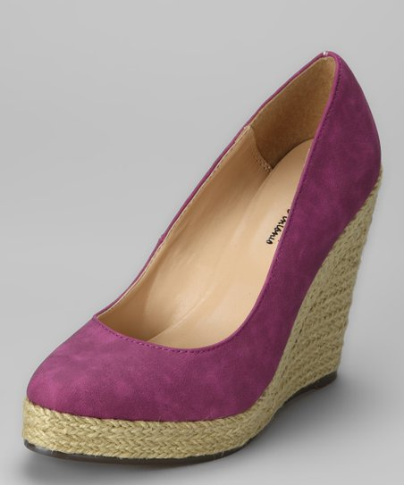 Berry Anabel Wedge